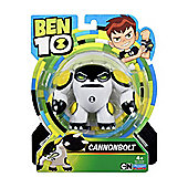 Ben 10 Action Figure Ben Cannonbolt