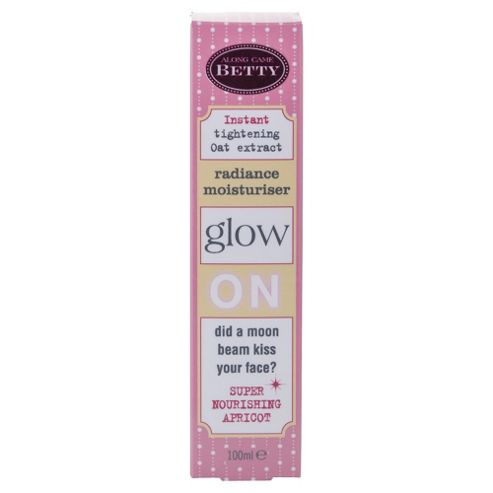 Along Came Betty Radiance Moisturiser Glow On 100Ml
