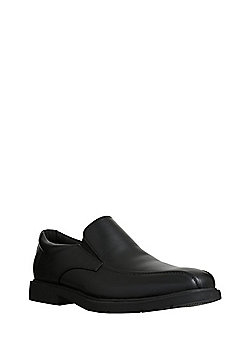 "F&F Airtred""™ Sole Slip-On Shoes - Black"