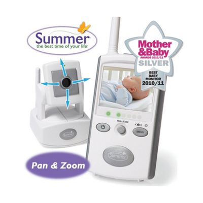 Summer Infant Best View Video Monitor 100 Digital