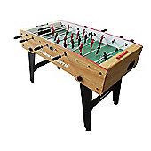 Free Kick 4ft Folding Football Table (Wood)