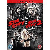 Sin City DVD Twin Pack 2 Disc