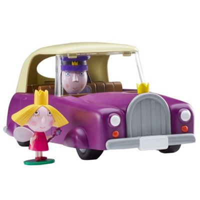 Ben and Holly The Royal Limousine