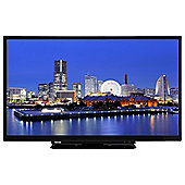 Toshiba 32D1753DB 32 Inch HD Ready LED TV with built-in DVD/Combi & Freeview HD