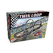 Twin Loop Battery Operated Road Racing Set