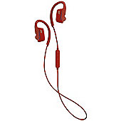 JVC HAEC30 Bluetooth Sports In-Ear - Red
