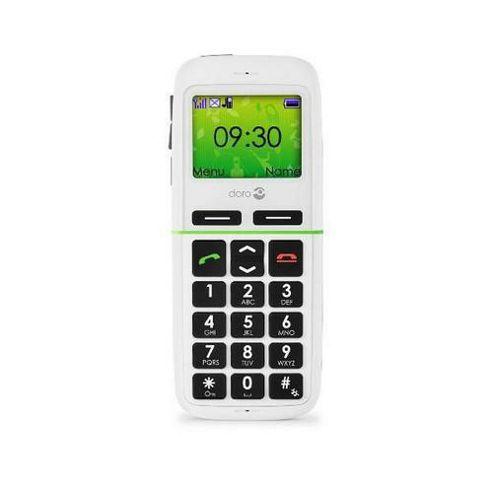 Doro Easy 345GSM Big Button Phone - White.