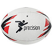 Precision Colt Rugby Ball Machine Sewn Latex Bladder Rubber Ball Size 5