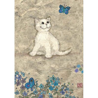 White Kitty - 500pc Puzzle
