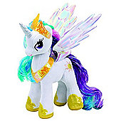 Ty TY41183 My Little Pony - Princess Celestia Soft Toy - 20 cm