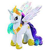 Ty TY41183 My Little Pony - Princess Celestia Soft Toy - 20 cm