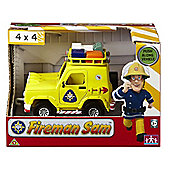 Fireman Sam Mountain Rescue 4x4 vehicle