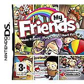 My Friends - NintendoDS
