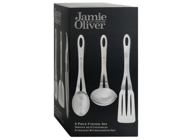 Jamie Oliver 6 Piece Utensils Box Set