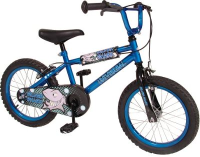 Buy Silver Shark 16 Kids Bike From Our All Bikes Range Tesco