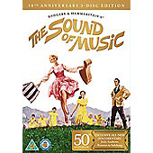 Sound Of Music 50th Anniversary 2 Disc DVD
