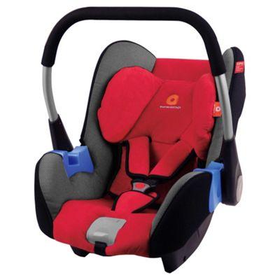 Apramo Gaia Car Seat, Group 0+, Red