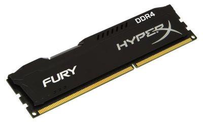 Kingston HyperX Fury RAM Module - 4 GB - DDR4 SDRAM
