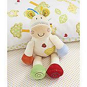 Mothercare Brights Zebra Soft Toy