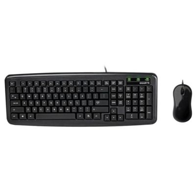 Gigabyte KM5300 Desktop Keyboard Mouse Set