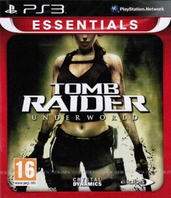 Tomb Raider - Underworld (Essentials)