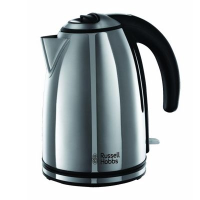 Russell Hobbs Mmhenley 3 kW Polished Stainless Steel Cordless Jug Kettle 1.7 L