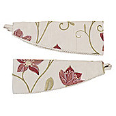 Rectella Canterbury Autumn Corded Tiebacks (Pair) - 71cm