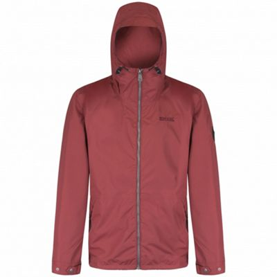 Regatta Harlan Waterproof Jacket Red 2XL