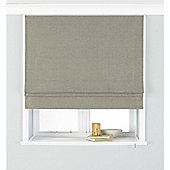 Riva Home Atlantic Latte Roman Blind - 61x137cm