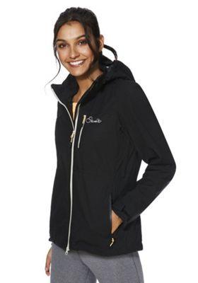 Dare 2b Verate Waterproof Hooded Jacket Black 20