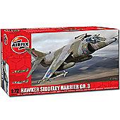 Airfix A04055 Hawker Siddeley Harrier Gr3 1:72 Aircraft Model Kit