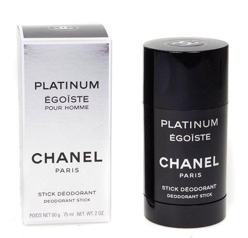 Chanel Platinum Egoiste Pour Homme Deodorant Stick 75ml