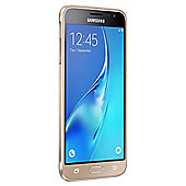 Tesco Mobile Samsung J3 Gold (2016)