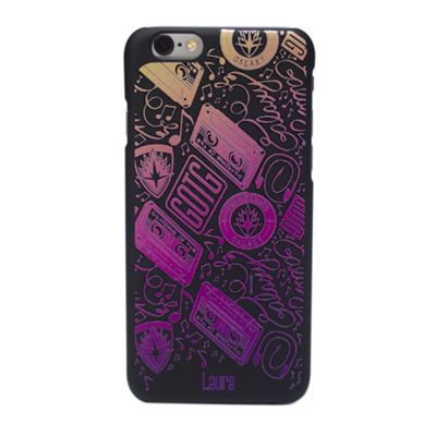 Guardians of the Galaxy Personalised iPhone 6 Case - Tape
