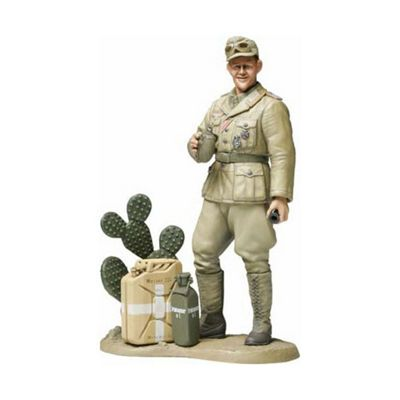 Tamiya 36310 Wehramcht Tank Crew Africa 1:16 Military Model Kit