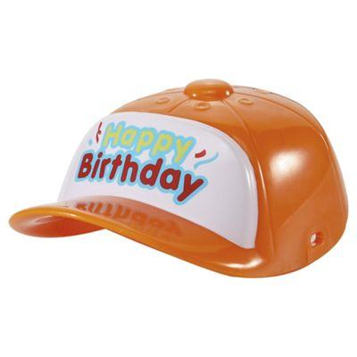Toot Toot Birthday Calendar