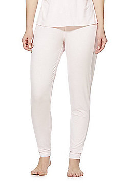 F&F Rib Lounge Pants - Pink