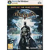 Batman Arkham Asylum Goty (Bbfc15) - PC