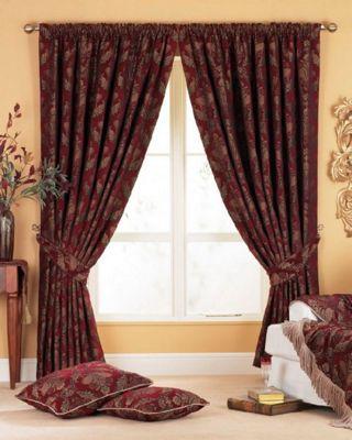 Shiraz - Pencil Pleat Curtains, 168x229cm