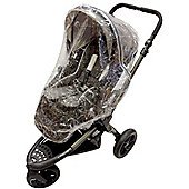 Raincover Compatible With Jane Trider Pram Pushchair