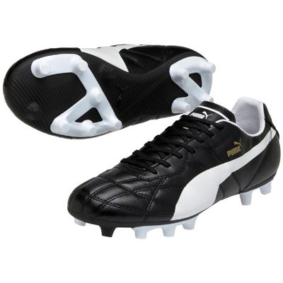 Junior Puma Classico iFG Football Boots Size 1
