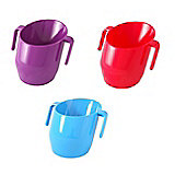 Doidy Cup Bundle - Purple And Red And Blue - 3 Items