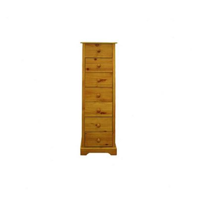 Home Zone Atlantic 7 Drawer Narrow Chest