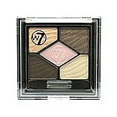 W7 Silky Eyes Shadow Palette - Bare It All