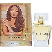 Little Mix Gold Magic Eau de Parfum (EDP) 50ml Spray For Women