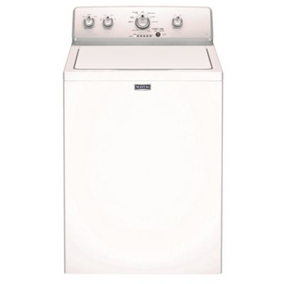 Maytag 3LMVWC315FW 15kg 800rpm Spin Top Loader Commercial Washing Machine in White