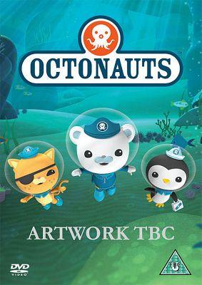 Octonauts - Here Come The Octonauts (DVD)