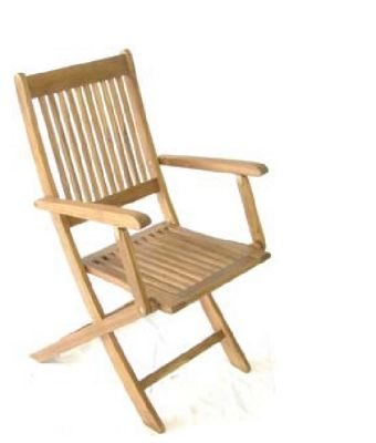 Royal Craft Manhattan Folding Armchair