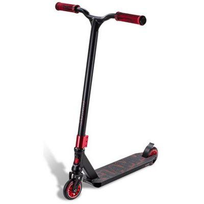 Slamm Classic VI Stunt Scooter - Black/Red