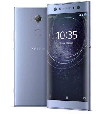 Sony Xperia XA2 Ultra 6-Inch 32 GB Android O UK SIM-Free Smartphone - Blue
